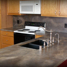 Traditional Kitchen by Toned Homes Southwest A/C & Remodeling
