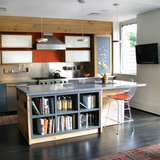 Modern Kitchen by ConcreteWorks East