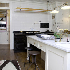 Traditional Kitchen by Mary Mac Elree Interiors
