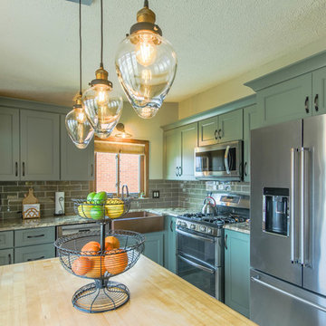 Country Chic Kitchen in Taylor, MI