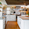 Room of the Day: Rustic 1830s Farmhouse Kitchen Cozies Up