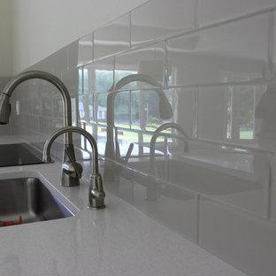 4x12 Glass Subway Tile Ideas Photos Houzz