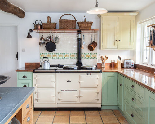 Kitchen design ideas renovations photos with multi for Coloured kitchen units uk
