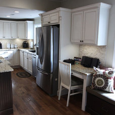 Traditional Kitchen by Building Materials, Inc.