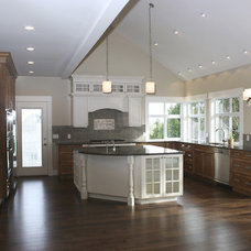 Contemporary Kitchen by Emily Hagerman Design