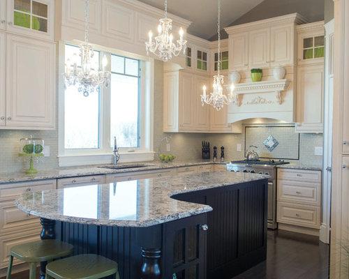 Small U Shaped Kitchen Design Ideas Remodels Photos