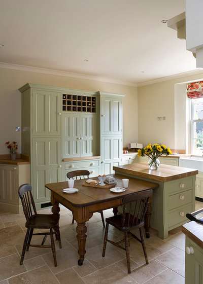 Country Kitchen by Hill Farm Furniture Ltd