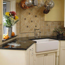 Traditional Kitchen by Cooper Kitchens and Baths