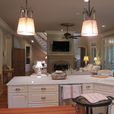 Traditional Kitchen by Chris Whitty Construction, LLC