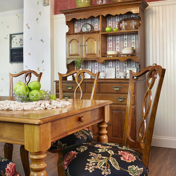 Country French Cottage - Dining Room 1