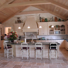 Traditional Kitchen by Potomac Designs