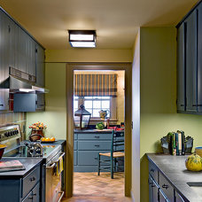 Traditional Kitchen by Sargent Design Company
