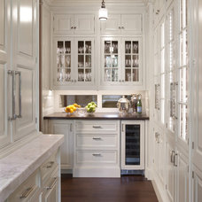 Traditional Kitchen by Johnson Design Inc.
