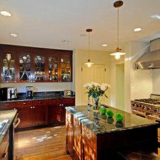 Contemporary Kitchen by Mark Dodge Design