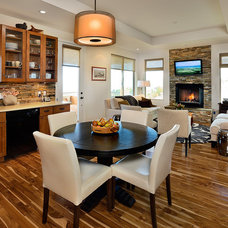 Traditional Kitchen by Architectural Design & Construction