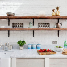 Move Over Upper Kitchen Cabinets!