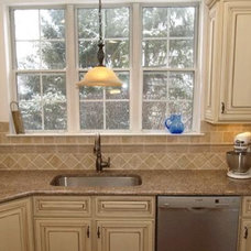 Traditional Kitchen by Kitchen Intuitions