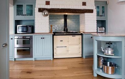 Icone del Design: La Cucina AGA in Ghisa