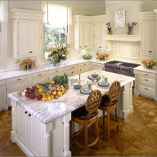 Traditional Kitchen by All Wood Cabinets To Go