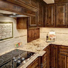 Farmhouse Kitchen by Waddell Interiors