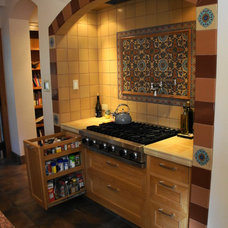 Traditional Kitchen by Roth Wood Products