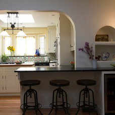 Traditional Kitchen by Design Vidal