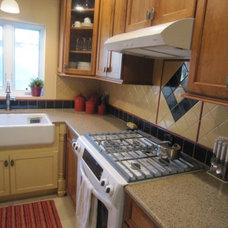 Farmhouse Kitchen by Premier Design & Cabinetry