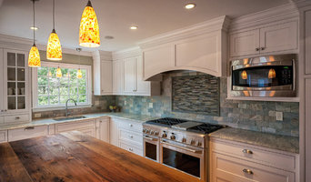 Country Kitchen with Sophistication