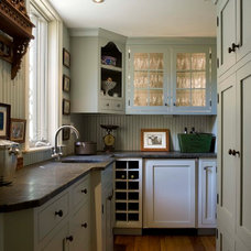 Traditional Kitchen by Orion General Contractors