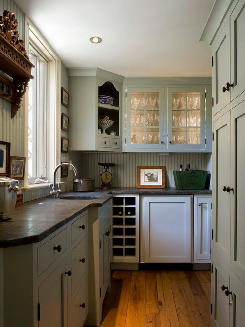 beadboard backsplash | houzz