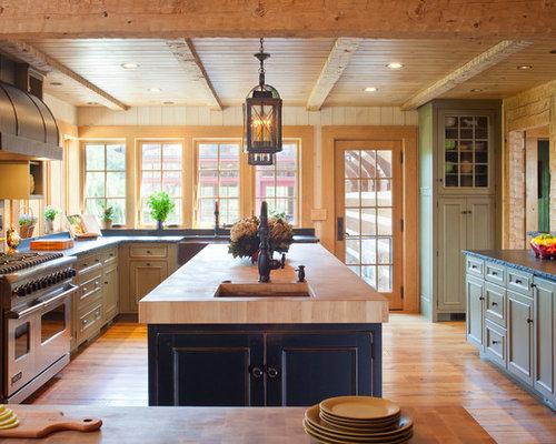 Best 25 Farmhouse U Shaped Kitchen Ideas Amp Photos Houzz