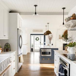75 Most Popular White Kitchen Design Ideas For 2019 Stylish White