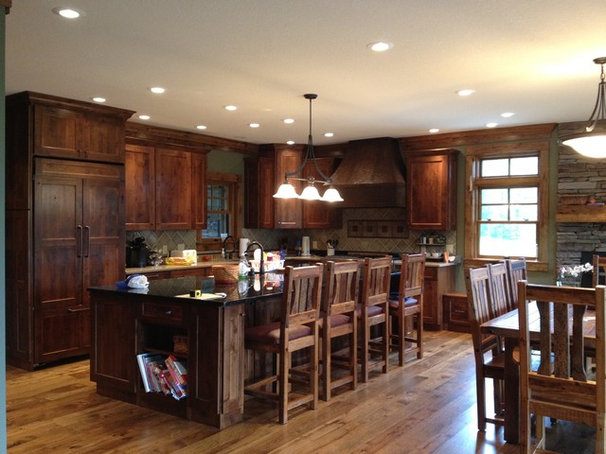 Craftsman Kitchen by K.E. Dittmar Company Incorporated