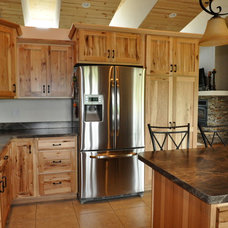 Farmhouse Kitchen by Someone's in the Kitchen, Inc.