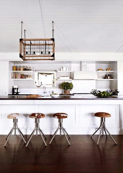 Casa de campo Cocina by Danielle Trippett Interior Design