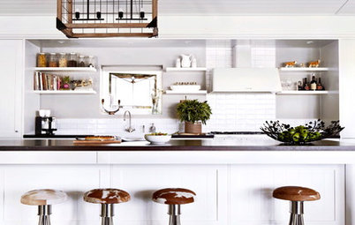 How to Plan a White Kitchen That's Anything but Boring