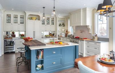 The Most Popular Kitchen Storage Ideas of 2015