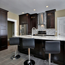 Contemporary Kitchen by Jamestown Designer Kitchens