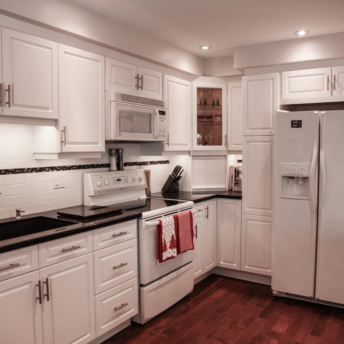 Courtice Kitchen Reno
