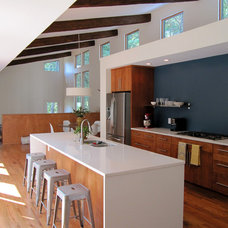 Modern Kitchen by Bork Design, Inc.