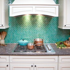 Mediterranean Kitchen by Brunelleschi Construction