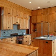 Modern Kitchen by Stanev Potts Architects