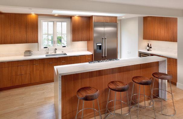 Modern Kitchen by Rossington Architecture