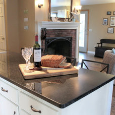 Traditional Kitchen by The Property Sisters
