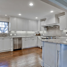 Traditional Kitchen by New Leaf Construction