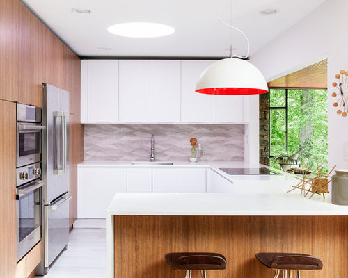 Mid Century Modern Kitchen Remodel all-time favorite midcentury modern kitchen ideas & designs | houzz