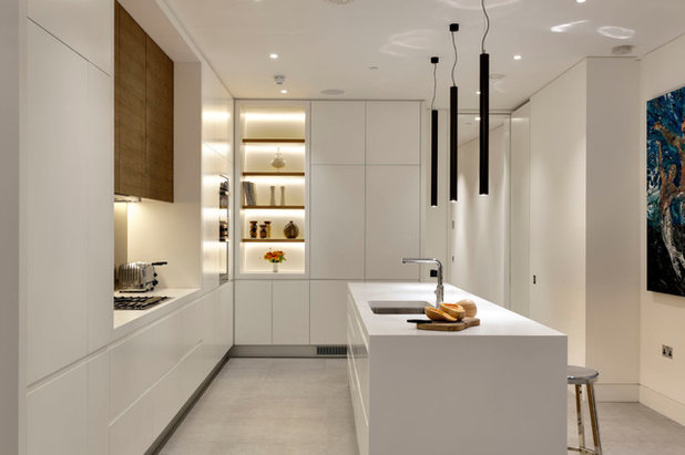 Contemporary Kitchen by Elizabeth Bowman