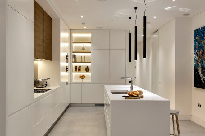 Contemporary Kitchen by Elizabeth Bowman Ltd