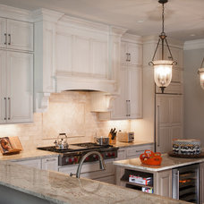 traditional kitchen by Marchand Creative Kitchens