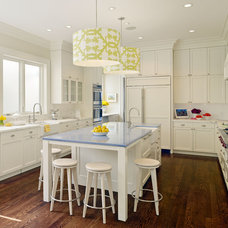 Transitional Kitchen by Matarozzi Pelsinger Builders
